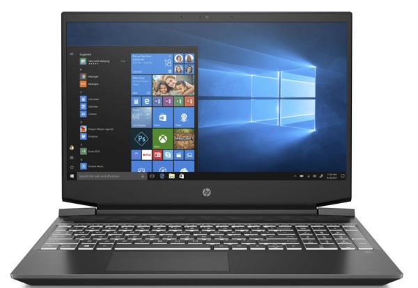 Ноутбук HP Pav Gaming Laptop15-ec0009nf