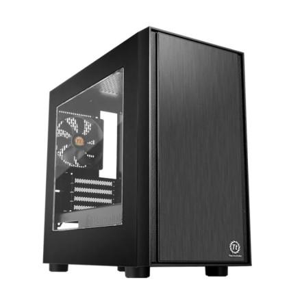 Компьютерный корпус Thermaltake Versa H17 CA-1J1-00S1WN-01 Black