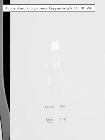 Холодильник Kuppersberg NFML 181 WG