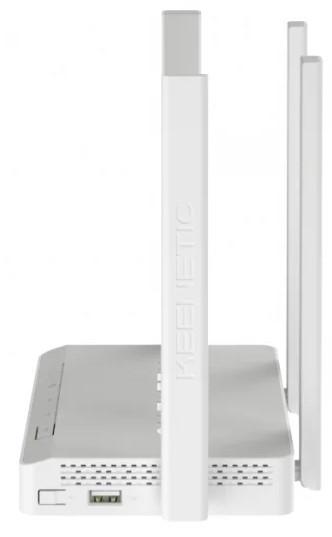 Маршрутизатор ADSL2+ Keenetic DUO (KN-2110) с поддержкой 3G/4G/LTE USB-модемов