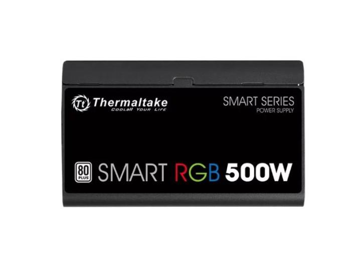 Блок питания Thermaltake Smart RGB 500W