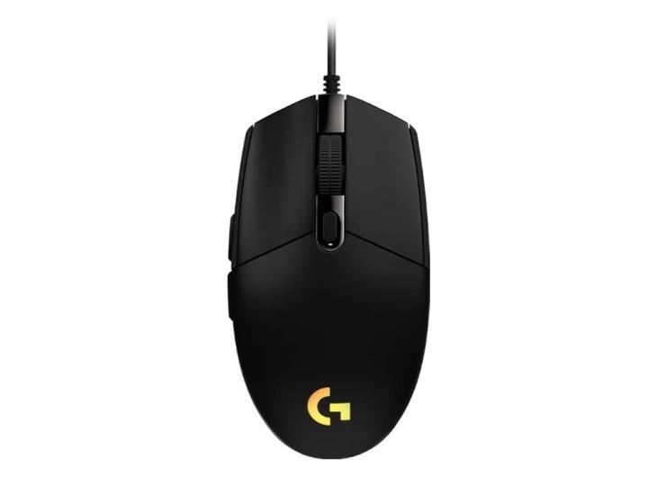 Игровая мышь Logitech G102 LIGHTSYNC Black USB