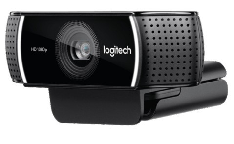 Веб камера Logitech C922 Pro Stream (960-001088)