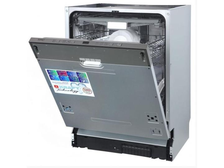 Встраиваемая посудомоечная машина KRAFT Technology TCH-DM609D1404 SBI