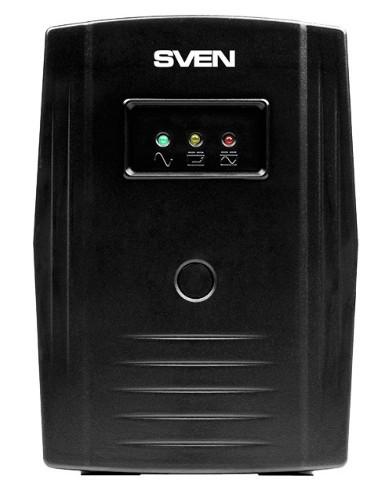 ИБП SVEN Pro 800 800VA/480Вт 2 euro sockets