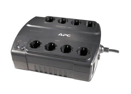 ИБП APC Back-UPS 550VA/330W BE550G-RS
