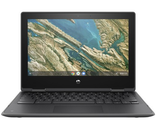 Ноутбук HP Chromebook x360 11 G3 EE NB PC, CEL N4020