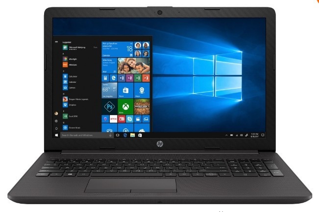 Ноутбук HP 250 G7 NB PC, P-C i3-1005G1