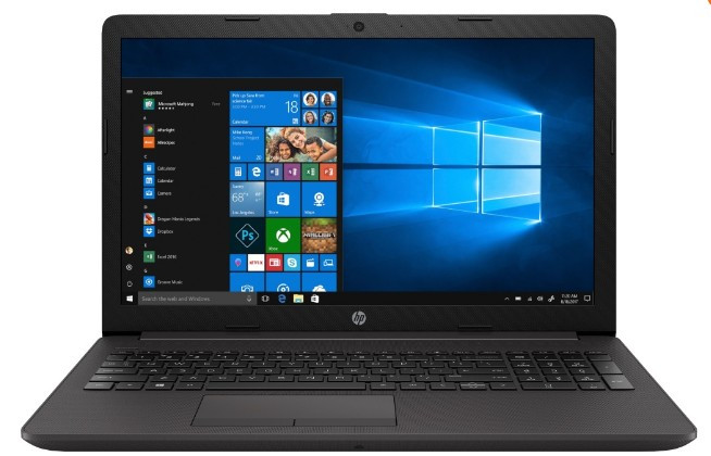 Ноутбук HP 250 G7 NB PC, Nvidia GeForce MX110