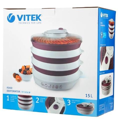 Сушка для овощей VITEK VT 5056