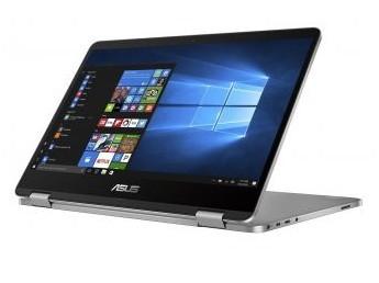 "Ультрабук Asus VivoBook Flip, TP412FA-EC108T, i5-8265U (up 3.9GHz), 14"" FHD (1920x1080) WideView Anti-Glare 45% NTSC TS, 8Gb, 512Gb SSD, Intel® UHD Graphics 620, WIFI, Webcam, WK21_04, Win 10 Home - 64bit, Refurbrished, - 90NB0N32-M07290"