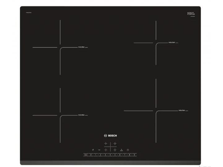 Индукционная варочная панель Bosch PIE 631FB1E