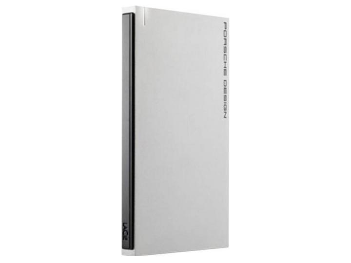 "Внешний жёсткий диск 500GB LaCie 2, 5"" (Porsche Design) USB 3.0 (LAC9000304)"