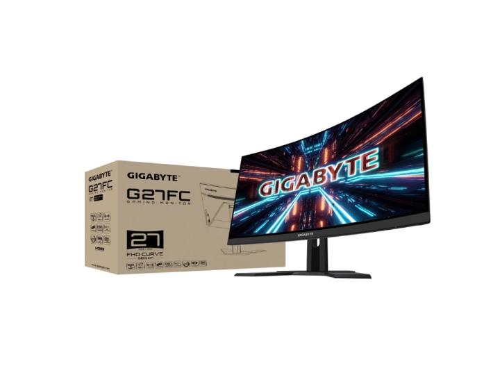 """Монитор 27"""" GIGABYTE Gaming G27FC-EK"""