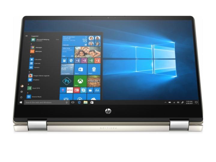 Ультрабук HP Pav x360 Convert 14-dh0008ne