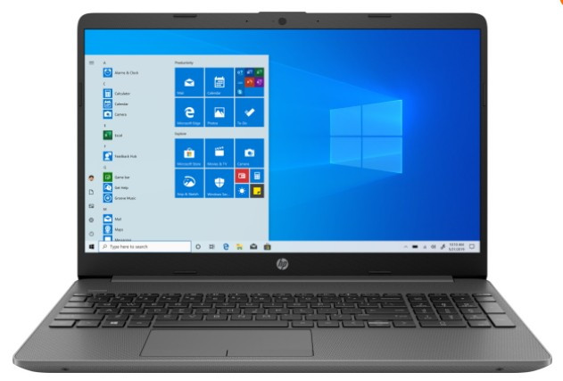 Ноутбук HP Laptop 15-dw1016nv Notebook