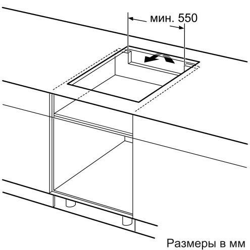 Поверхность индукционная Bosch PUG 64RAA5E