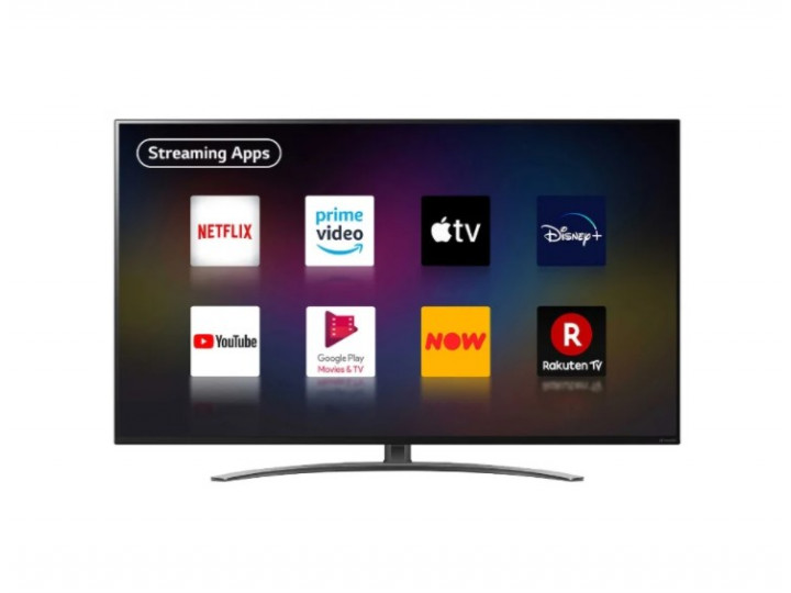 Телевизор LG 55NANO866NA
