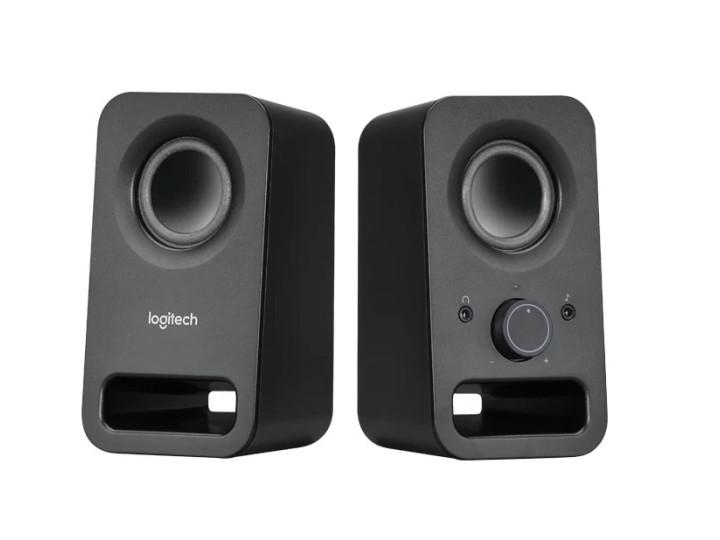 Колонки 2.0 Logitech Z150 Black (980-000814)