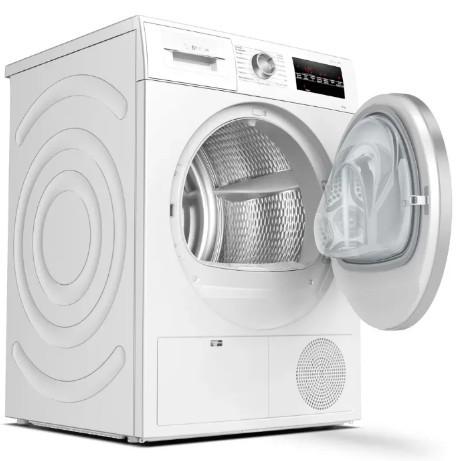 Сушильная машина Bosch WTG86401PL белый