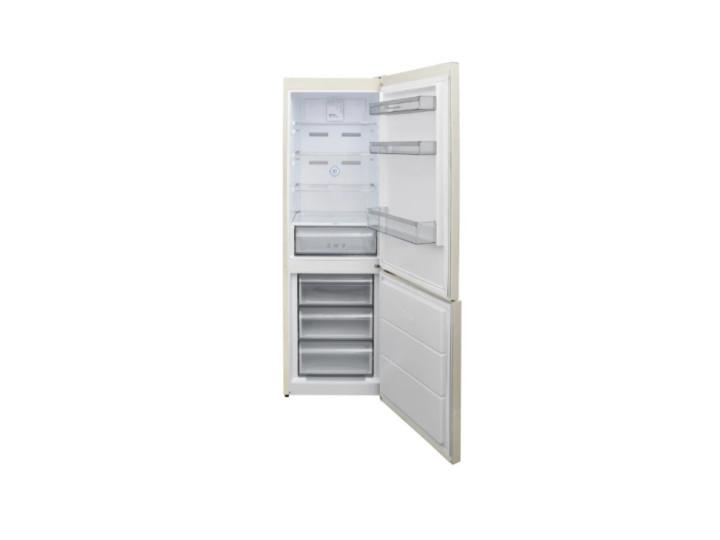 Холодильник Schaub Lorenz SLU S341X4E мраморно-бежевый