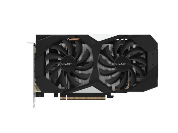 Видеокарта Gigabyte GeForce GTX 1660TI 6GB GDDR6 (GV-N166TOC-6GD) 1800/12000MHz 3*DP, HDMI
