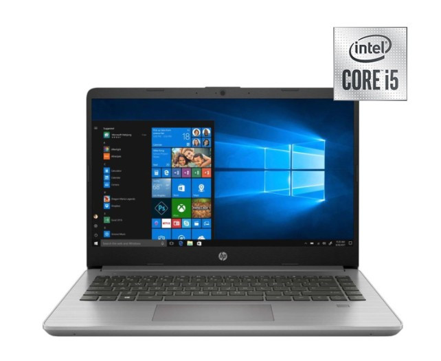 Ноутбук HP 340s G7 NB PC, P-C i5-1035G1