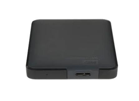 """Жесткий диск внешний 1Tb 2.5"""" USB3.0 WD My Passport черный [WDBYVG0010BBK-WESN]"""