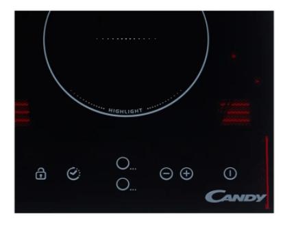 Электрическая варочная панель Candy CDH 30