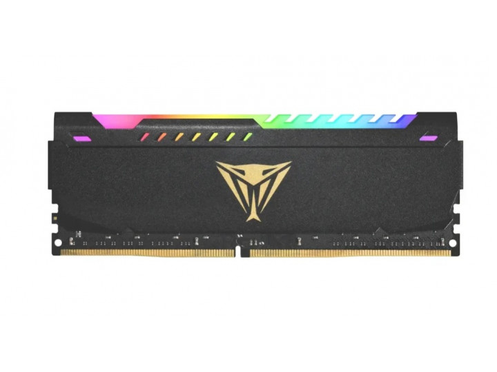 Оперативная память Patriot Memory VIPER STEEL RGB 16GB DDR4 3200MHz DIMM 288-pin CL18 PVSR416G320C8