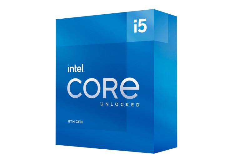 Процессор Intel Core i5-11600K Box