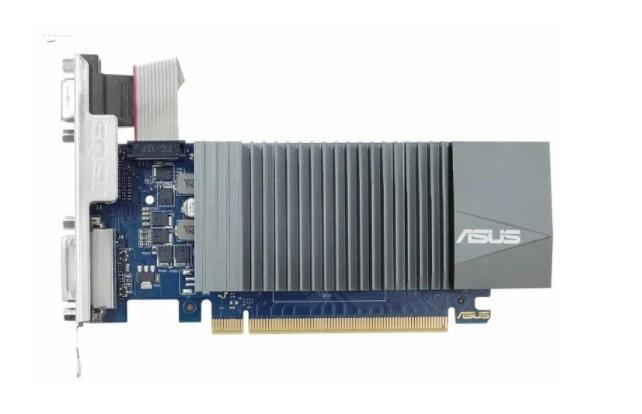 Видеокарта Asus GeForce GT710 Silent Low Profile (GT710-SL-2GD5)
