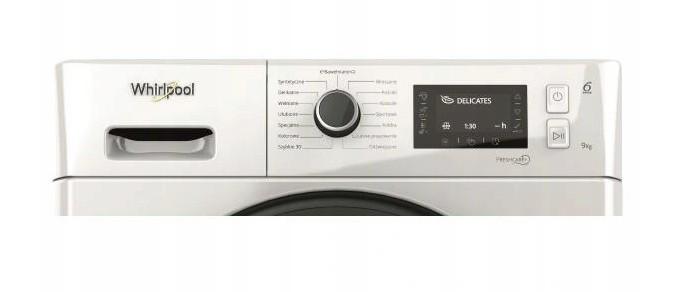 Сушильная машина Whirlpool EFTD9X3BPL