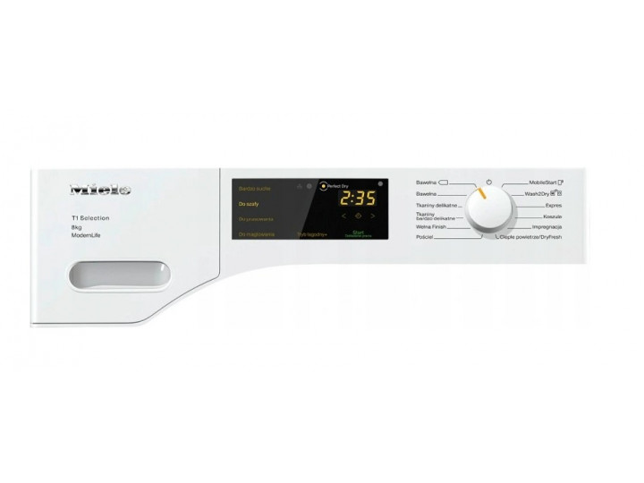 Сушильная машина Miele TSD363 WP