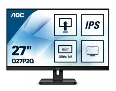 Монитор AOC Q27P2Q