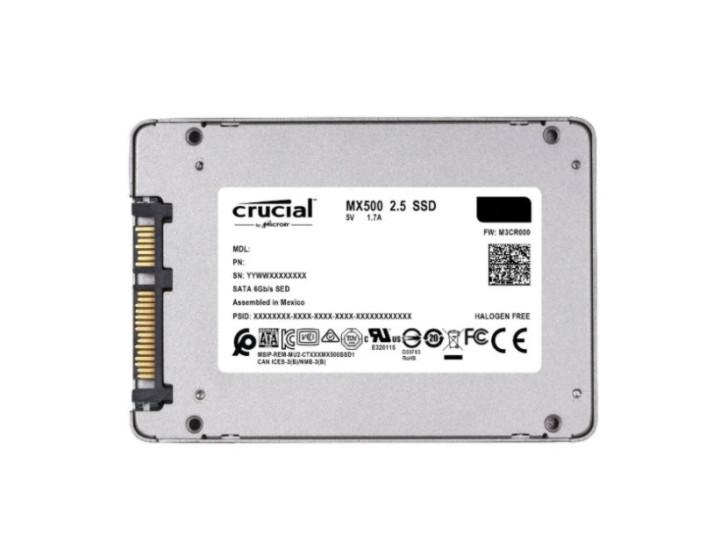 Твердотельный накопитель Crucial 1000 GB (CT1000MX500SSD1)