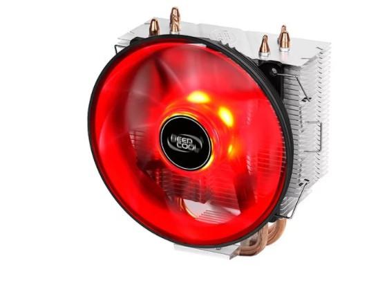 Кулер Deepcool GAMMAXX 300 R socket 1366/115X/775/AM2/3/4/FM2, CPU cooler 120mm fan, 130W