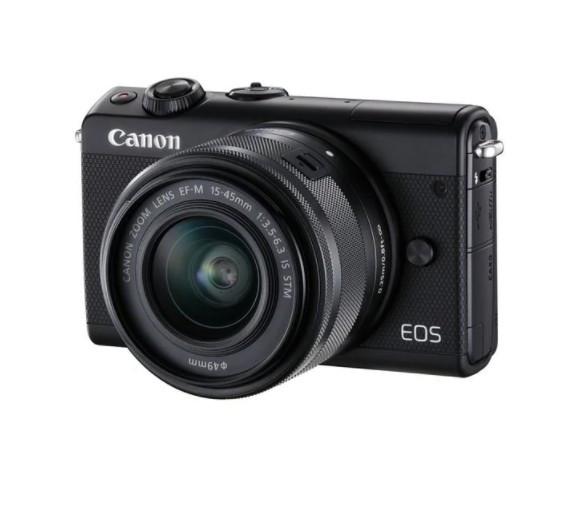 Фотоаппарат Canon EOS M100 GY 15-45