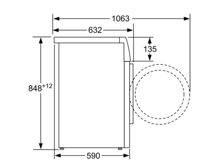 Стиральная машина Bosch WAT 20441OE