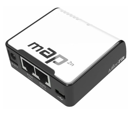 Маршрутизатор Mikrotik mAP 2nD (RBmAP2nD) N300 Wi-Fi