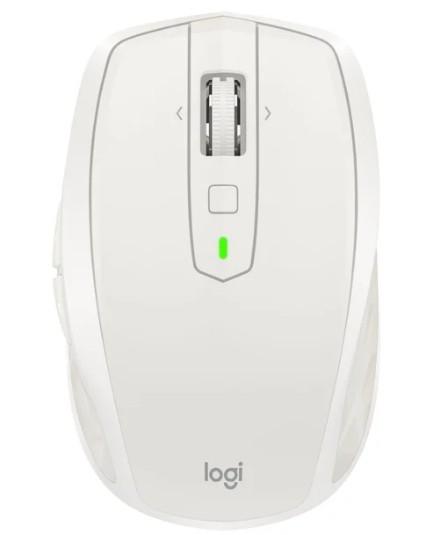 Беспроводная мышь Logitech MX Anywhere 2S Light Gray Bluetooth (910-005155)