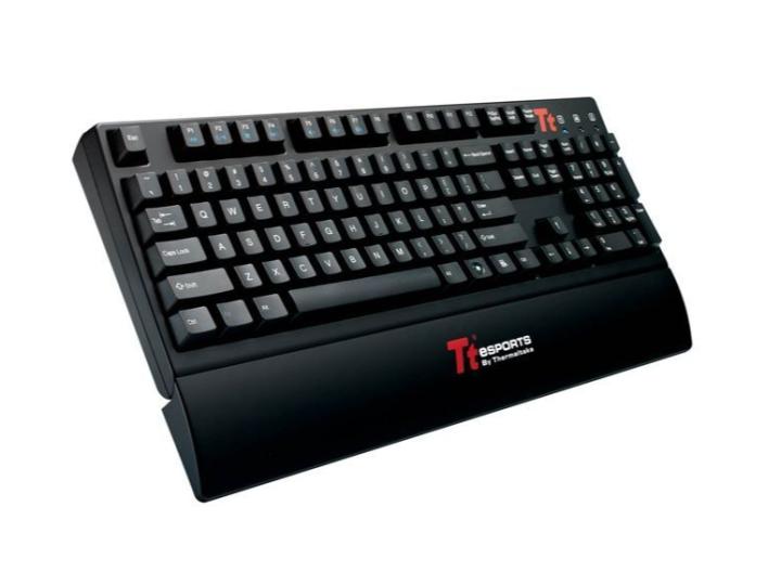 Механическая клавиатура Tt eSPORTS by Thermaltake MEKA G1 Black USB (KB-MEG005RU)