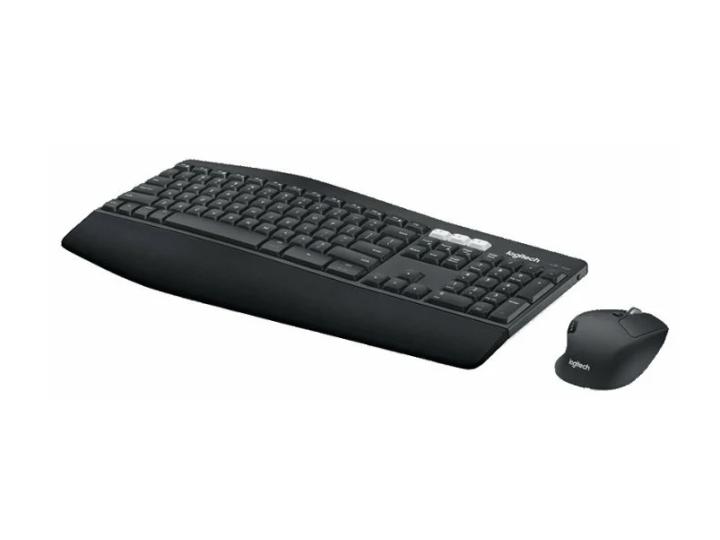 Беспроводной комплект клавиатура+мышь Logitech MK850 Performance Bluetooth Black (920-008232)