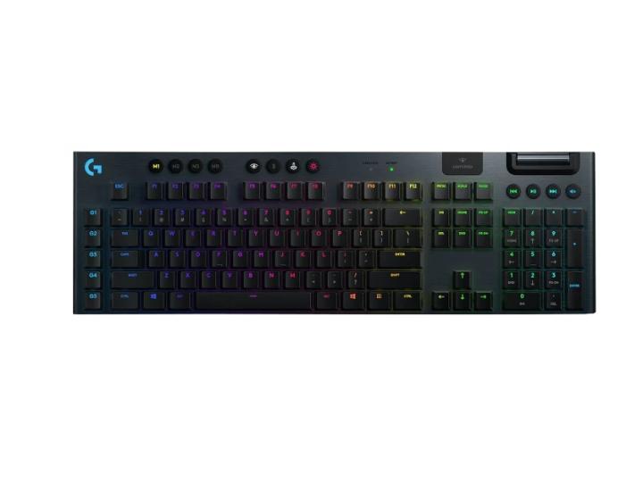 Клавиатура Logitech G915 Lightspeed Wireless 920-008909