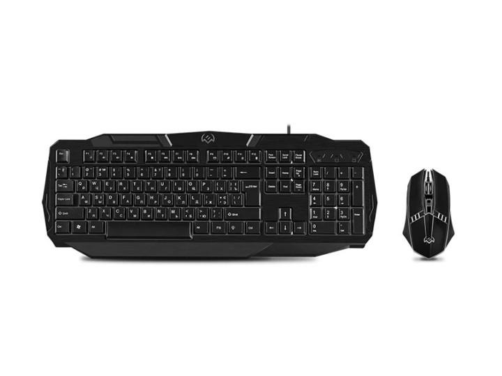 Игровой комплект SVEN GS-9100 (клавиатура, мышка)