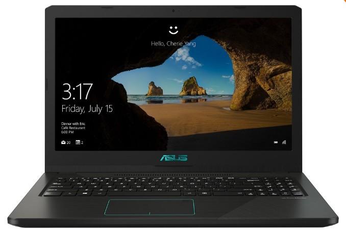 Ноутбук Asus VivoBook M570DD