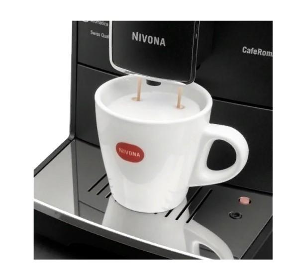 Кофемашина Nivona CafeRomatica 759, черный