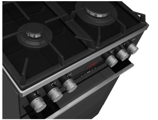 Плита газово-электрическая AMICA 514GCES3.33ZPTSA(XVL)