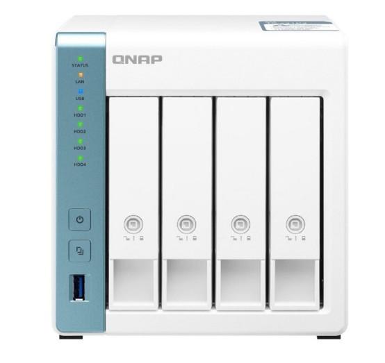 Сетевой накопитель QNAP TS-431P3-4G