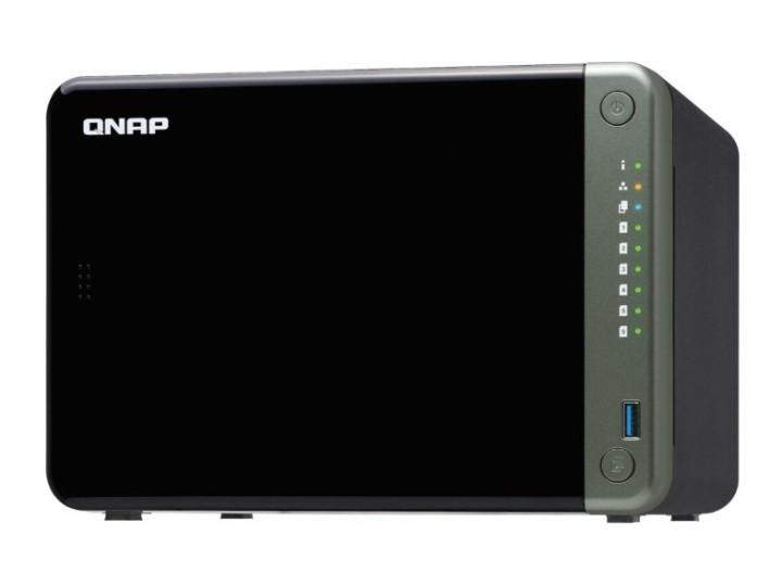Сетевой накопитель QNAP TS-653D-4G